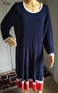 Talbots sweater Dress